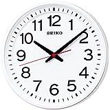 セイコー クロック 掛け時計 衛星 電波 アナログ 白 GP219W SEIKO