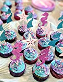 Mermaid Party Decorations Kit Under the Sea Party