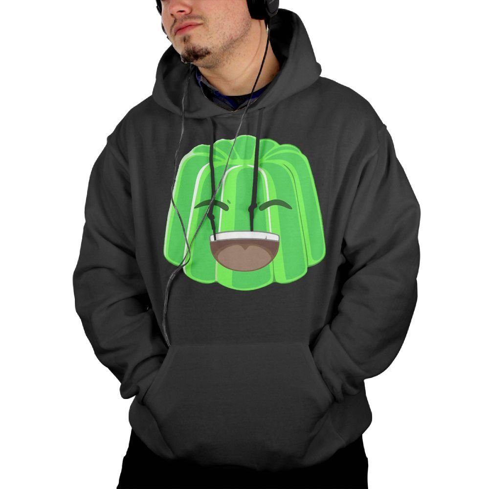 Katie P Hunt Cool DANTDM Mens Hoodies Hoodie with Pocket Sweater Black