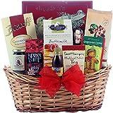 GreatArrivals Gift Baskets Jolly Christmas Morning: Breakfast Holiday Gift Basket, 2.26 Kg