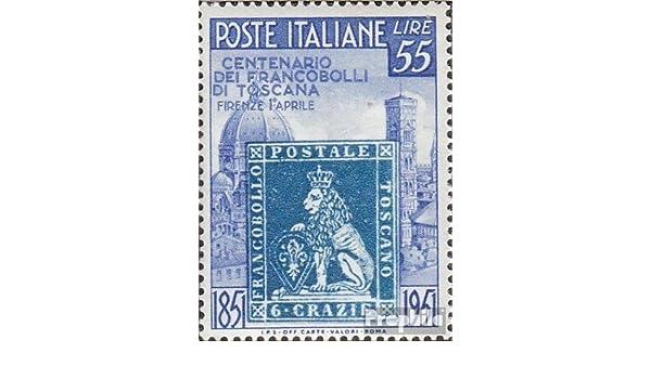 Prophila Collection Italia Michel.-No..: 827 1951 Toscana (Sellos para los coleccionistas) Sello en Sello: Amazon.es: Juguetes y juegos