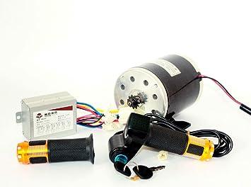 Kit de Motor eléctrico Motor cepillado de la C.C. de ...