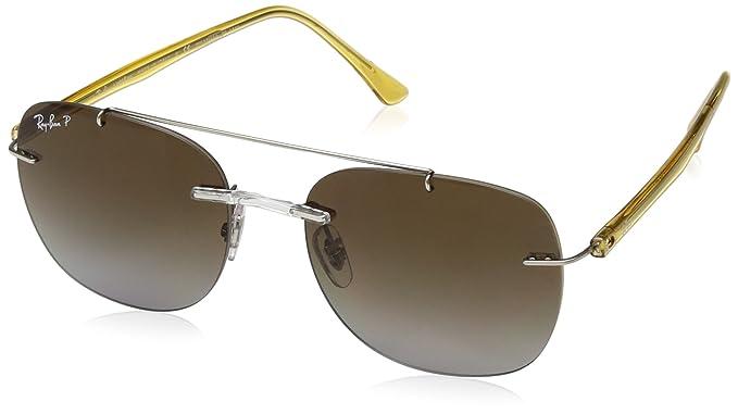 Amazon.com: Ray-Ban rb4280 de los hombres anteojos de sol ...