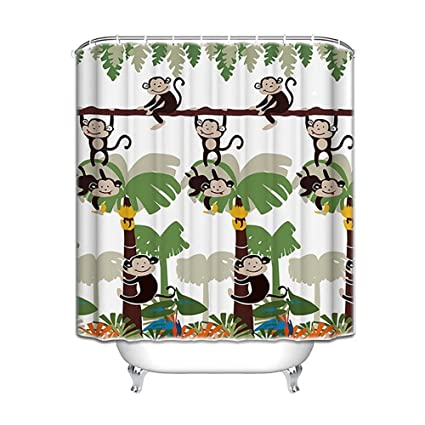 Amazon Monkey Bathroom Decor