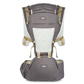 6e707aaf11c Amazon.com   Bethbear Baby Carrier with Hip Seat