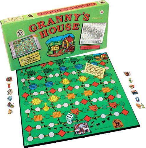 Family Pastimes Granny's House - An Award Winning Co-operative Adventure Game