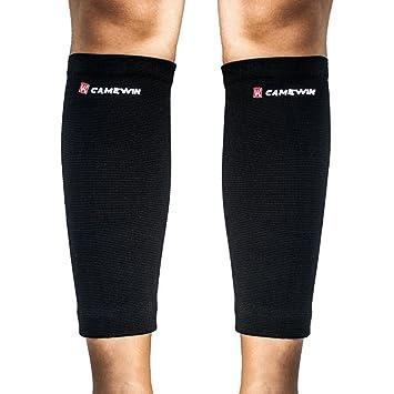 7f3d89d820 Senston Calf Compression Sleeve Calf Guards for Shin Splint & Pain Relief -  Leg Compression Socks