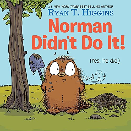 Book Cover: Norman Didn't Do It!: