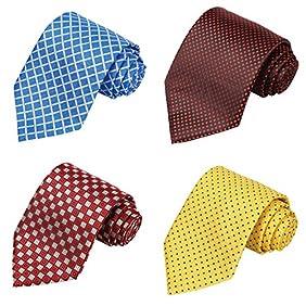 KissTies 63'' XL Tie Extra Long Necktie + Gift Box