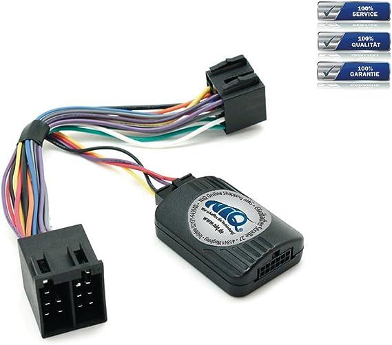 Niq Lenkradfernbedienungsadapter Geeignet Für Sony Elektronik