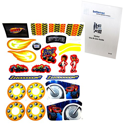 Power Wheels Sheets - Power Wheels DTB78 Blaze Lil Quad Decal Sheet #3900-4271 Bundled With Use & Care Guide