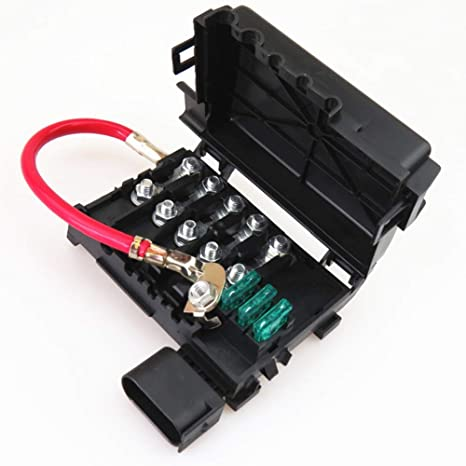 Amazon.com: Fuse Box Battery Terminal for VW JETTA GOLF MK4 1999 2000 2001  2002 2003 2004 1J0937550A, 1J0937550B by Lucky Seven: AutomotiveAmazon.com