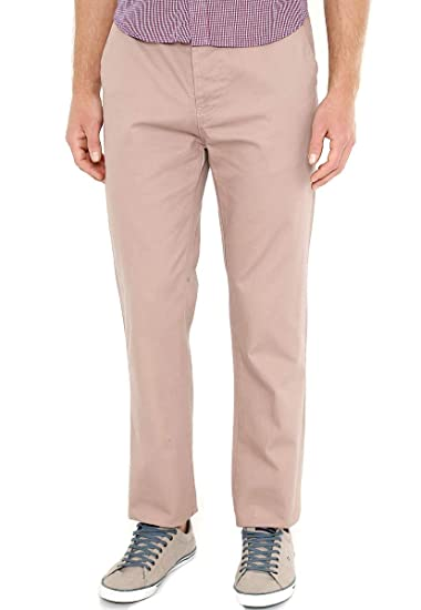 bastante agradable 84b02 26e4c LOB- Pantalón Palo de Rosa Pantalones para Hombre