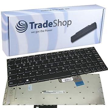 Original Laptop Teclado/Keyboard Alemán QWERTZ para portátil ...