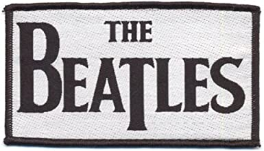 The Beatles Logo John Lennon Paul McCartney oficial Coser el ...