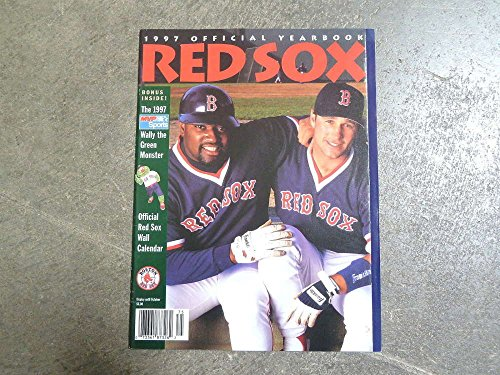 Yearbook Near Mint (BOSTON RED SOX BASEBALL YEARBOOK - 1997 - NEAR MINT)