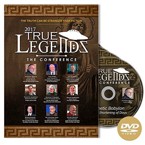Ten Conference Set - True Legends Conference DVD Set (10 DVDs) (Giants, Fallen Angels, Ancient Civilizations, and Shortening of the Last Days)