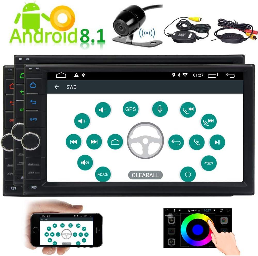Eincar 7 Inch Android 8 1 Oreo Car Stereo 2 Din Dash Elektronik