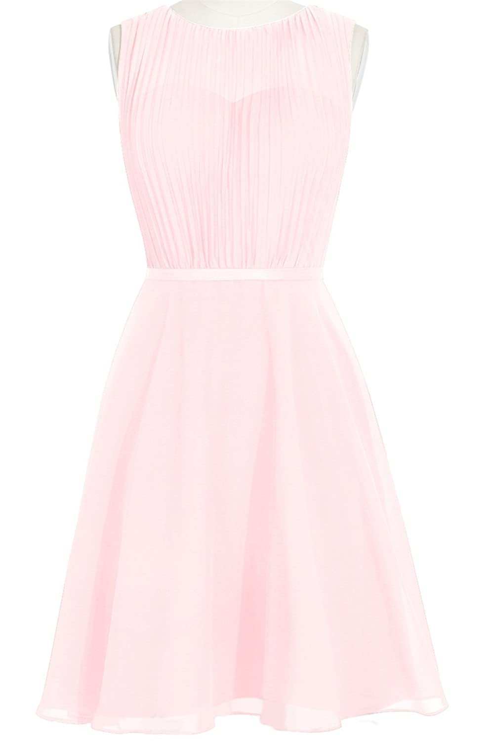 MittyDresses 2015 New Cocktail Homecoming Dresses for Girl Evening Party Size 26W US Blushing Pink