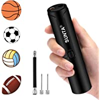 Automatic Electric Ball Pump, Air Pump with Needles for Balls, Basketball, Soccer, Volleyball, Football, Rugby, Inflatables and More