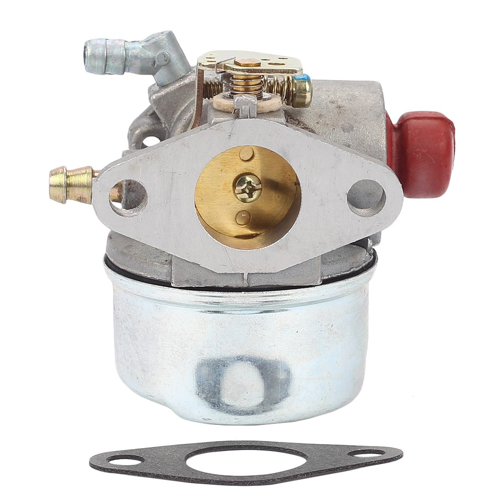 Hilom Carburetor for Tecumseh 640135A 640004 640025 640017B 640117 640117B 640104 Fits OHH45 OHH50 5hp 5.5HP Pressure Washer Snow Thrower Carb