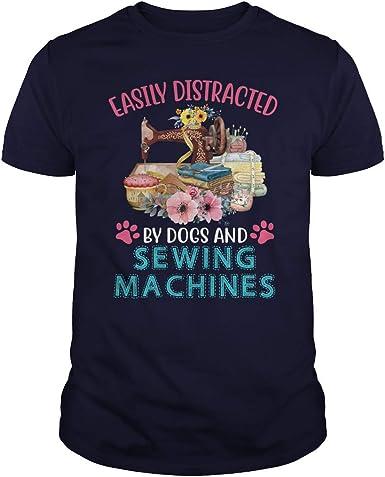 Uzubunki Fácilmente distraído por perros y máquinas de coser ...