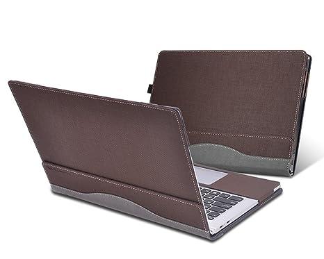 Amazon.com: Lenovo Yoga 710 Cover Case, PU Leather ...
