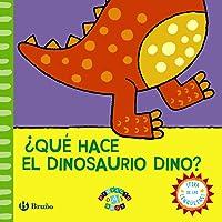 ¿Qué hace el dinosaurio Dino? (Tira De Las Lenguetas)