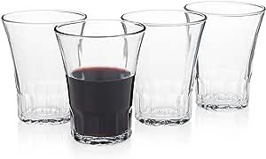 Tavola Wine Tumblers (Gift Box Set of 4)