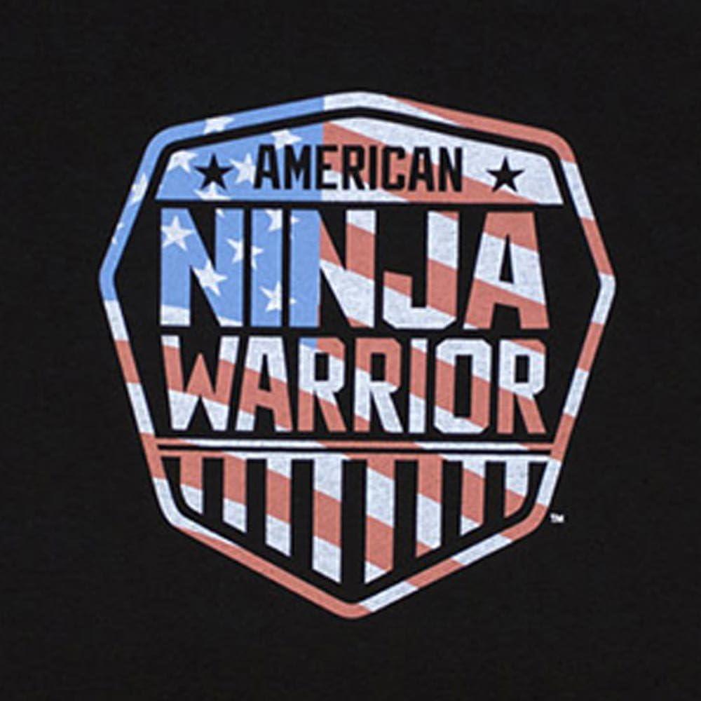 American Ninja Warrior Americana Mens T-Shirt