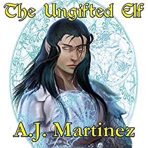 The Ungifted Elf. Audiobook