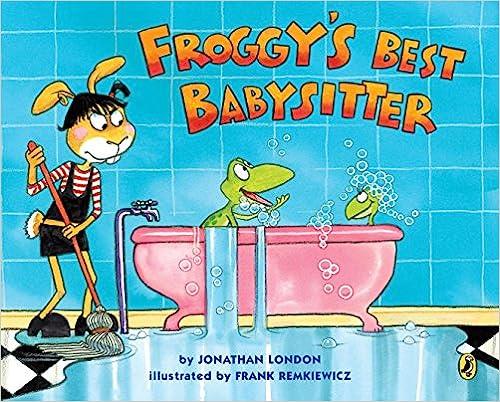 Froggys Best Babysitter