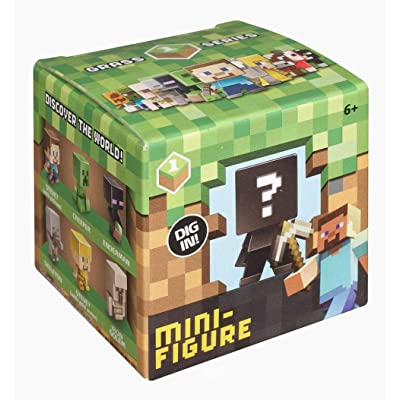 Minecraft Mini Figure Assortment: Toys & Games
