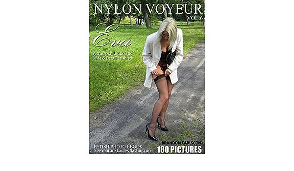 Mature nylon german Uncensored: The