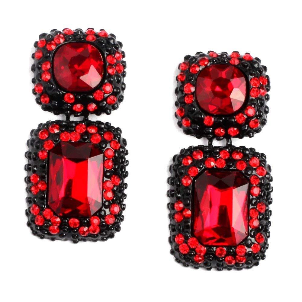 Crunchy Fashion Jewellery Stylish Fancy Party Wear Crystal