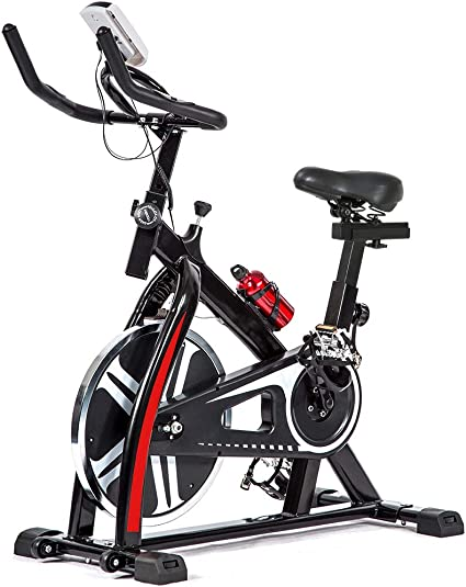 Indoor Cardio Fitness Workout Exercise Bike Cycle Cycling Gym Magnetic Trainer