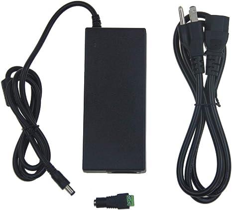 Amazon.com: 5V 15A 75W Fuente de alimentación 100V-240V o ...