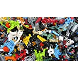 1 lb Lego Bionicle Hero Factory Loose Random Pieces