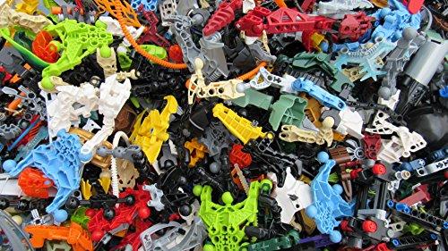 Lego Bionicle Hero Factory Loose Random Pieces 1 Lb ()