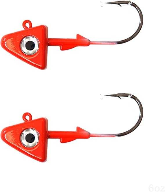 Details about  /18-Pack Steelhead 1//16th Ounce Tube Jigs 2X Mustad Hook Size 6 Chartreuse Combo