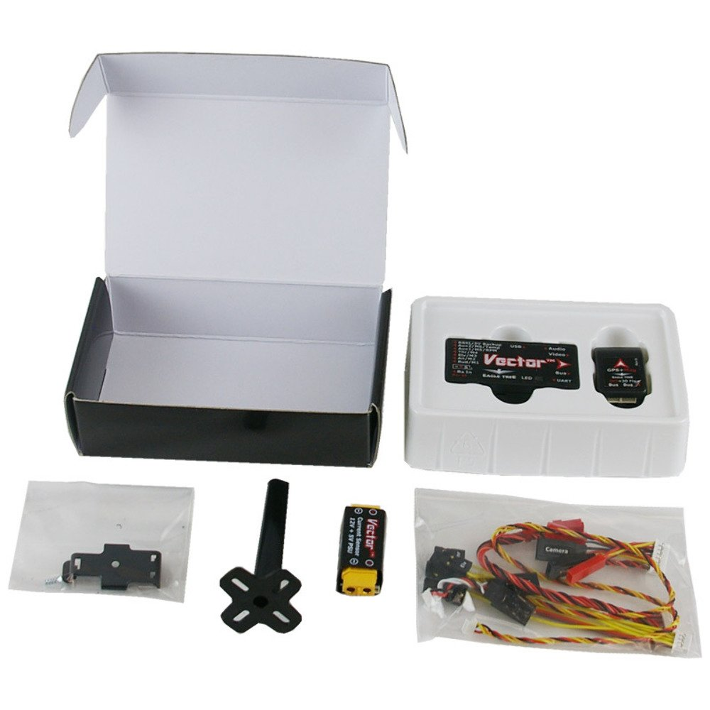 Eagle Tree Vector Fpv With Xt60 Connector Kitchen Home Wiring Diagram