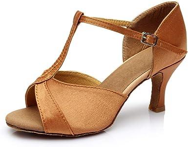 Women Ballroom Latin Tango Dance Shoes Party Ball Season Series Prom Shoes New