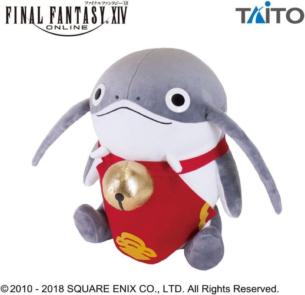 Final Fantasy XIV FF14 Stuffed Festival Namazu Plush Doll Toy Namazuo Japan FF