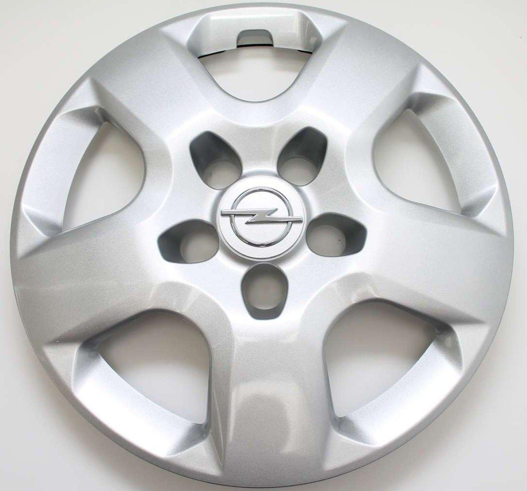 Accesorio Original - Juego de 4 Tapacubos Opel Vivaro 93855677 Llanta 16 Pulgadas: Amazon.es: Coche y moto
