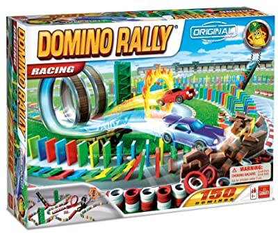 Domino Rally Racing from Goliath