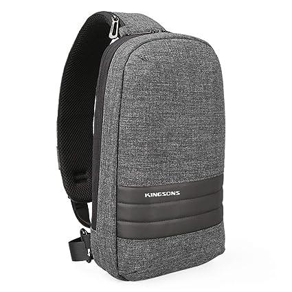 add1e58dea8e Amazon.com   Kingsons New Casual Business Travel Bag