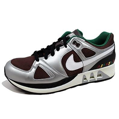 a3821b5b14b7e Amazon.com | Nike Men's Air Stab Baroque Brown/White-Reflect Silver ...