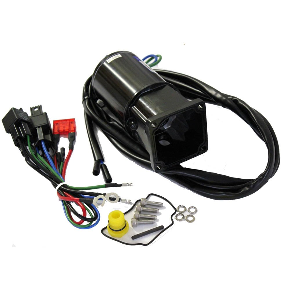 Caltric POWER TILT TRIM MOTOR Fits MERCURY FORCE 90 90HP 1990-1998 by Caltric