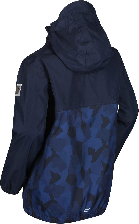 Regatta Kids Akello Waterproof Reflective Insulated Jacket