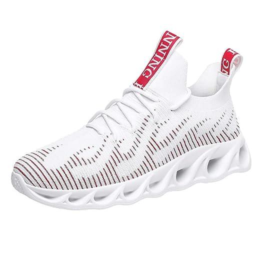 Dasongff - Zapatillas deportivas para hombre, transpirables ...